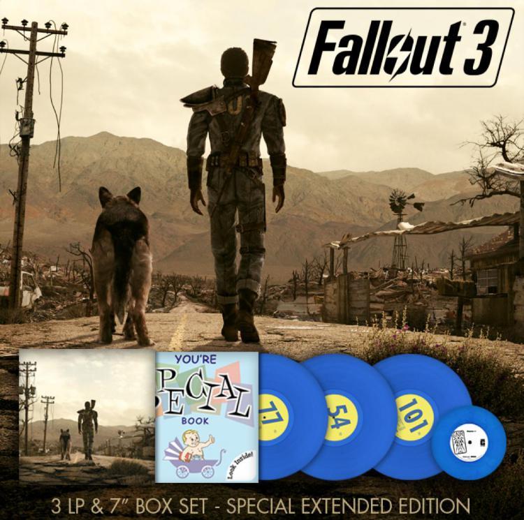 fallout 3 саундтреки слушать