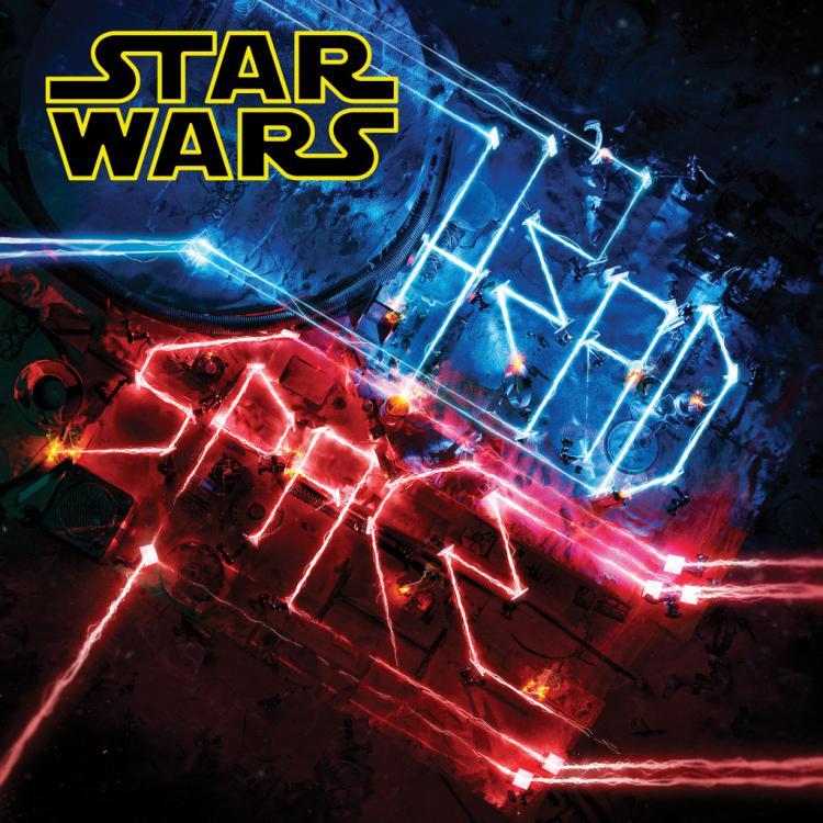 Обложка альбома Star Wars Headspace