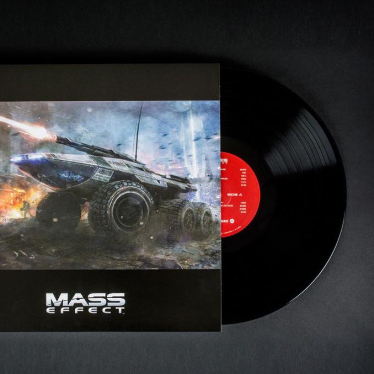 Винил Mass Effect Trilogy