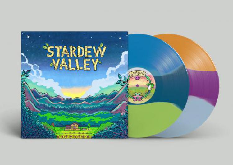 Винил Stardew Valley