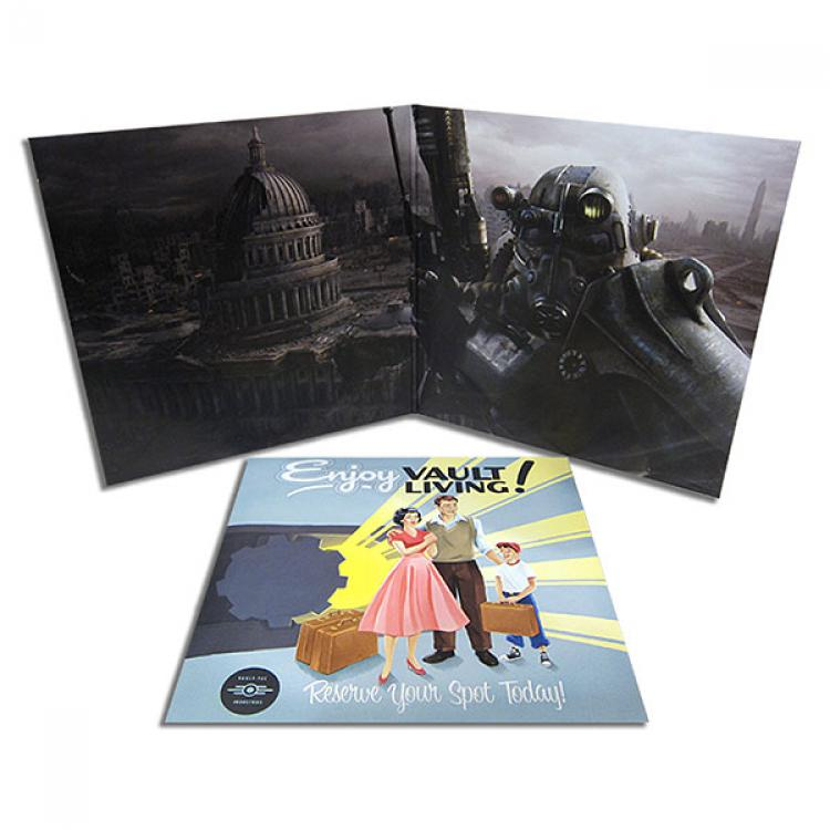 Винил Fallout 3