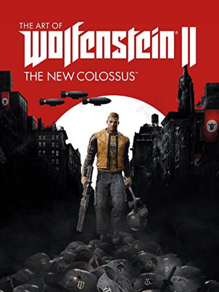 Артбук Wolfenstein 2