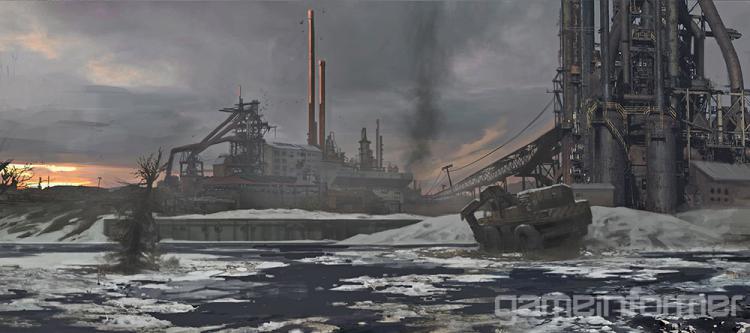 Концепт Metro: Exodus