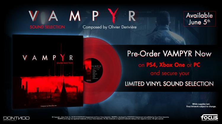Винил Vampyr