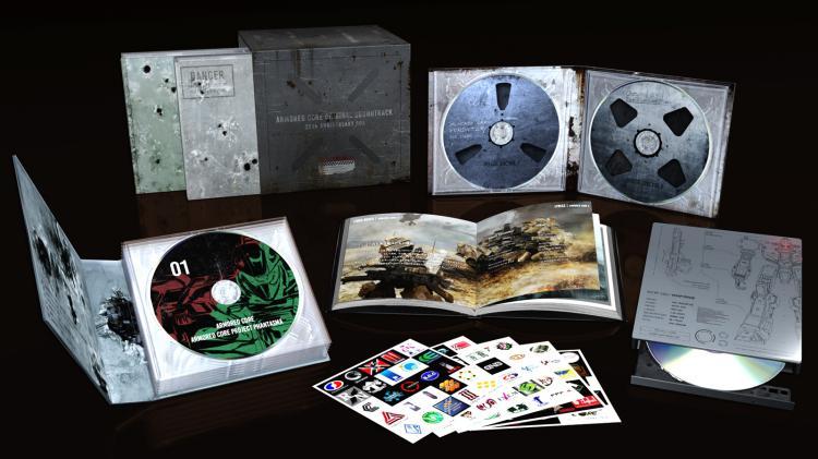 Armored Core 20th Anniversary Box