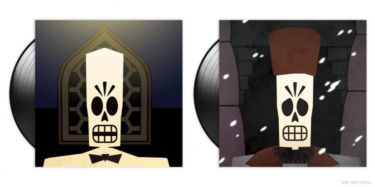 Винил Grim Fandango Remastered