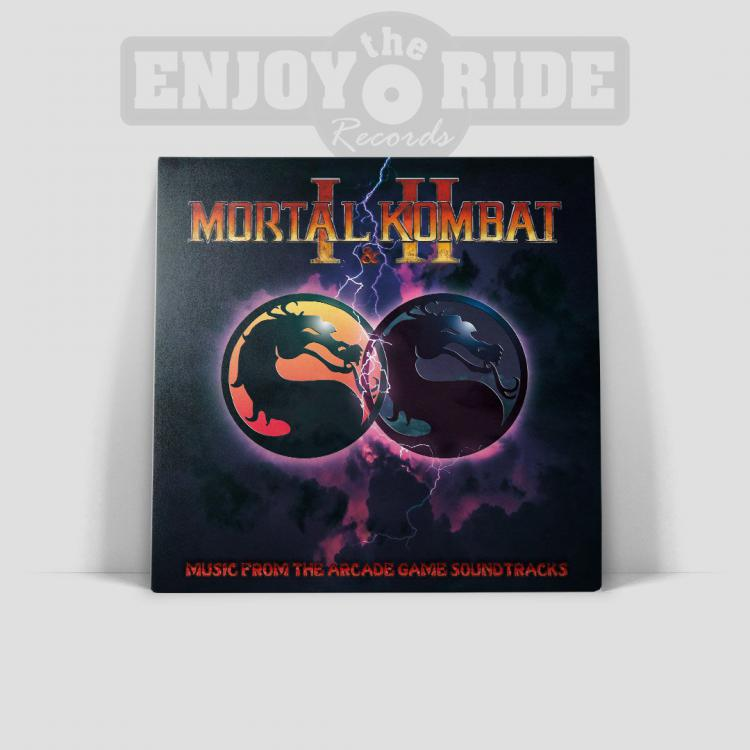 Винил Mortal Kombat 1 и 2