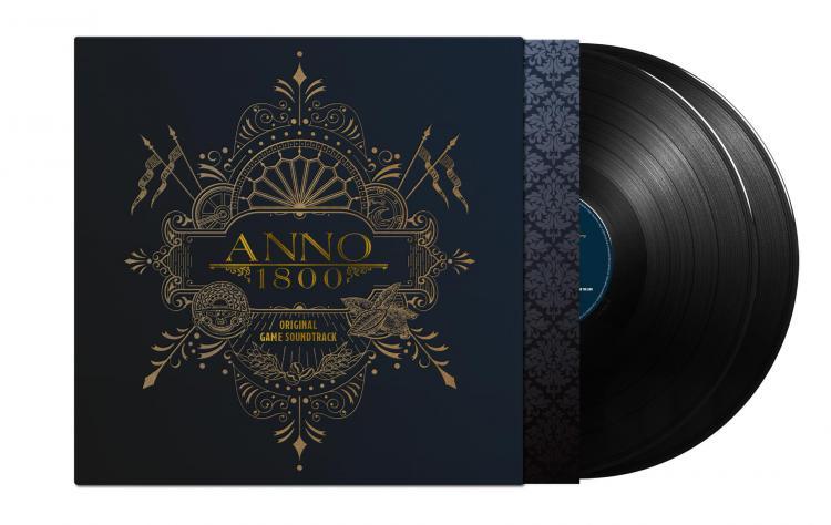 Винил Anno 1800