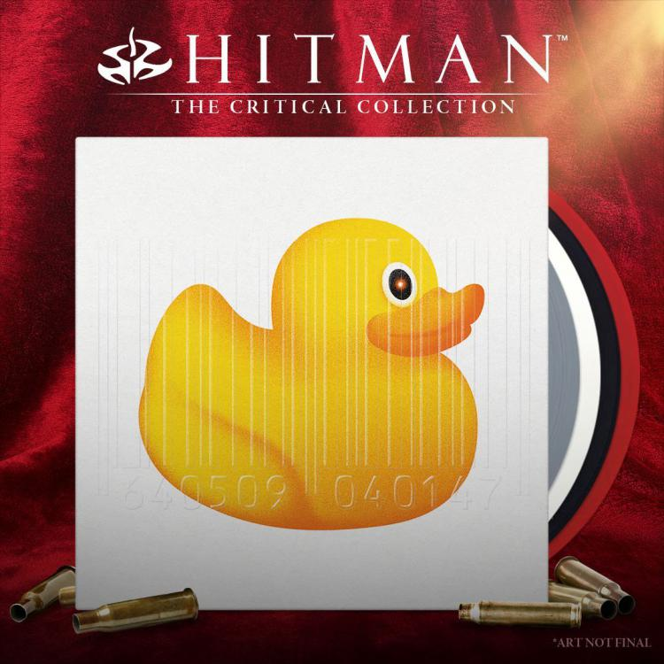 Винил Hitman