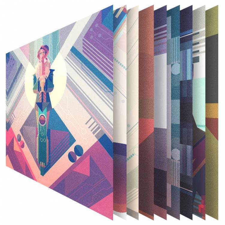 Виниловое издание Supergiant: the 20th Anniversary Collection