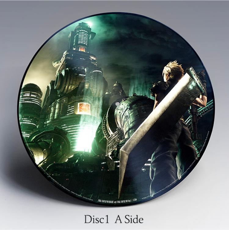 Винил Final Fantasy VII