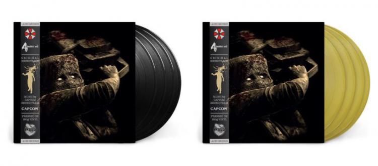 Открылся предзаказ саундтрека Resident Evil 4 на виниле