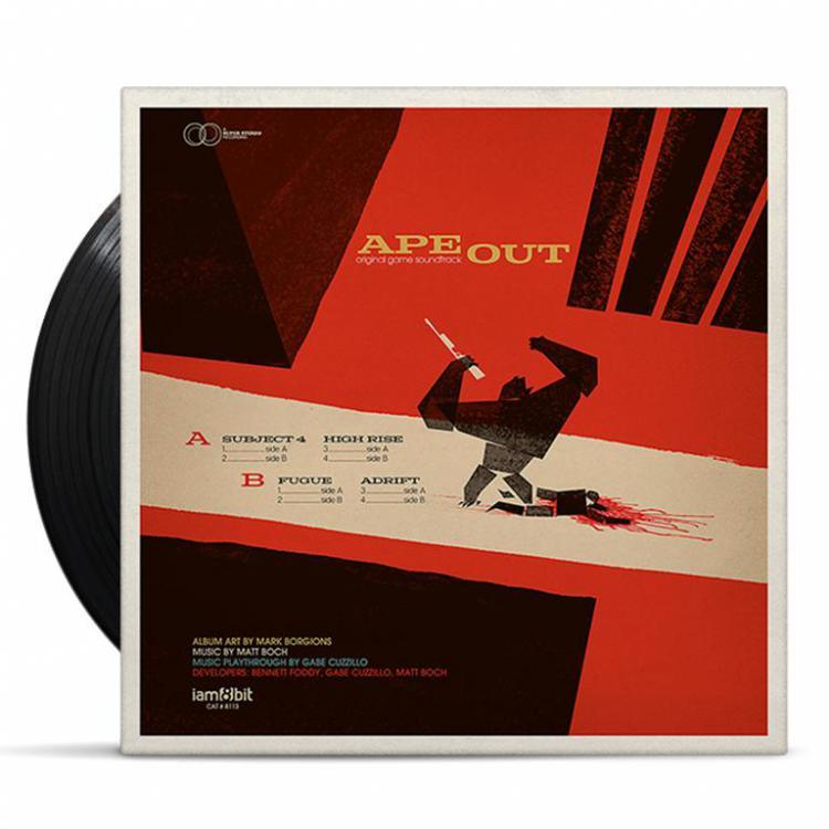 Vinyl Ape Out