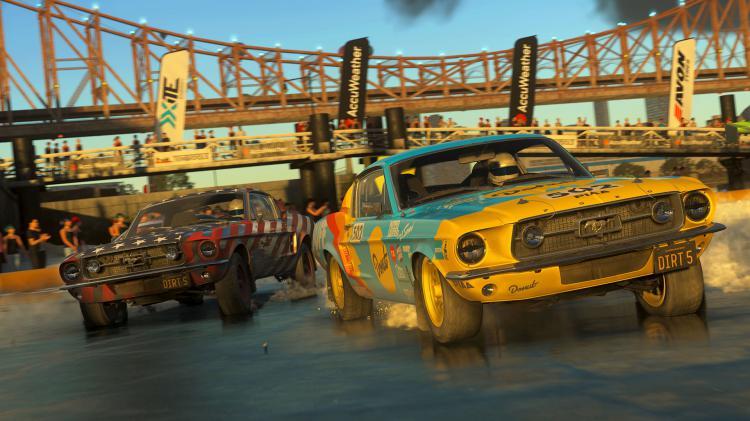 Скриншот DiRT 5