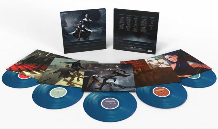 Саундтрек всех игр серии Dishonored выйдет на виниле
