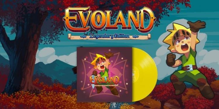 Саундтрек RPG-серии Evoland выйдет на виниле