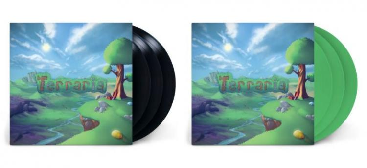Доступен предзаказ саундтрека Terraria на виниле