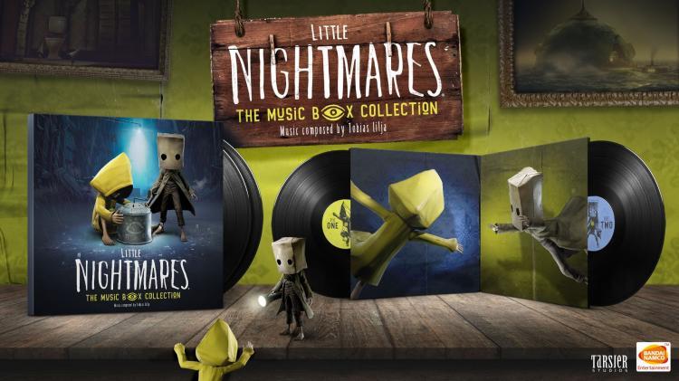 Доступен предзаказ издания Little Nightmares - The Music Box Collection