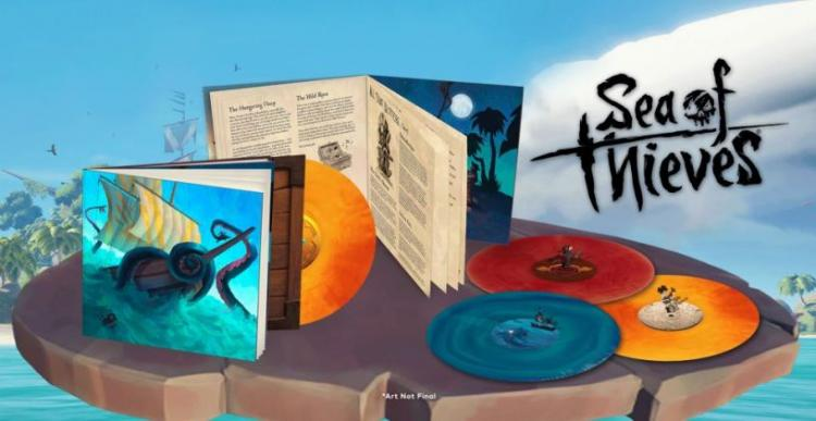 Саундтрек Sea of Thieves выйдет на виниле