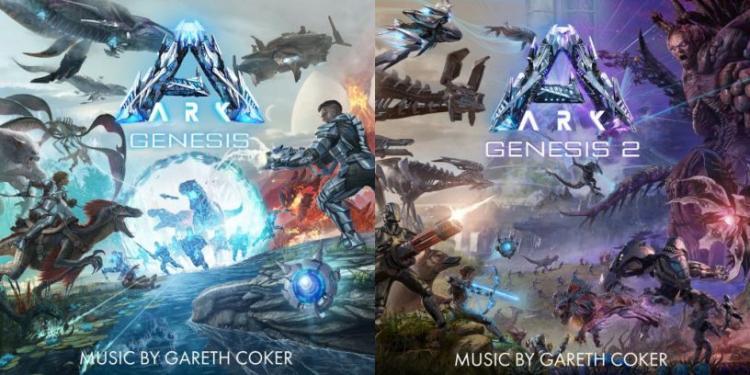 Доступен саундтрек ARK: Genesis Part 1 и 2