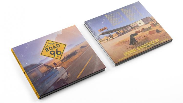 Саундтрек Road 96 вышел в цифре, открылся предзаказ на CD и винил