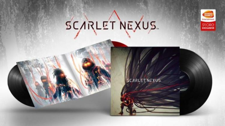 Саундтрек экшен-RPG Scarlet Nexus выйдет на виниле
