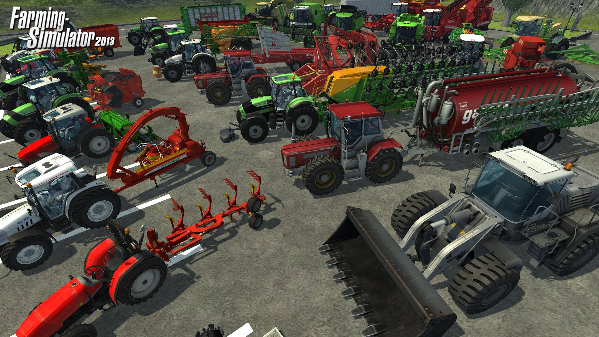 Гайд Farming Simulator 2017. От посева до уборки урожая 26