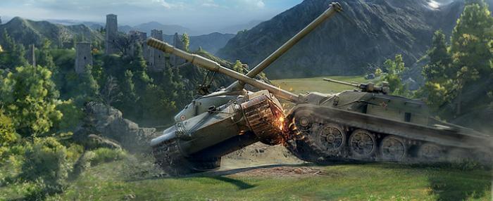 World of Tanks, обновление 8.0
