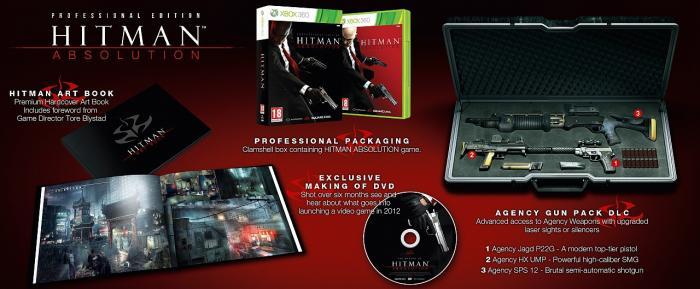 Hitman Absolution Professional Edition