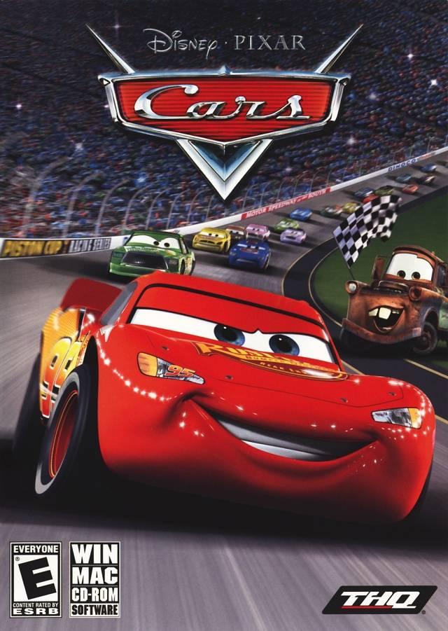 Cars the movie psp