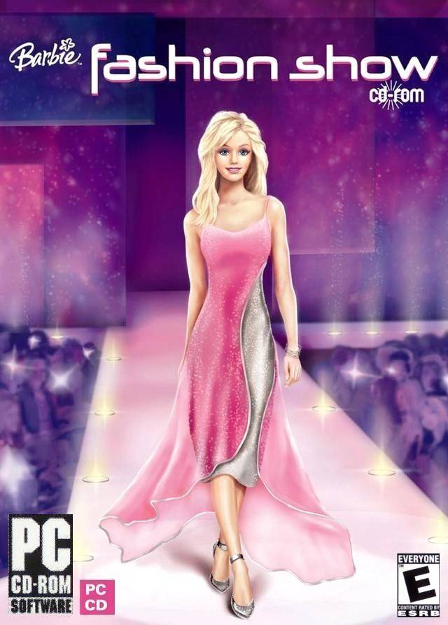 Barbie Fashion Show Pc Free Download Barbie Magic Hairstyler PC