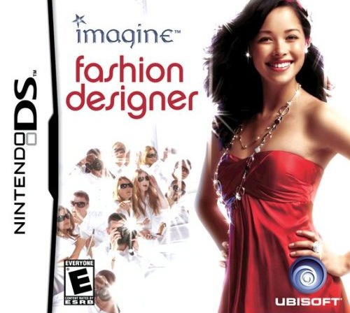 Игру Imagine Fashion Designer