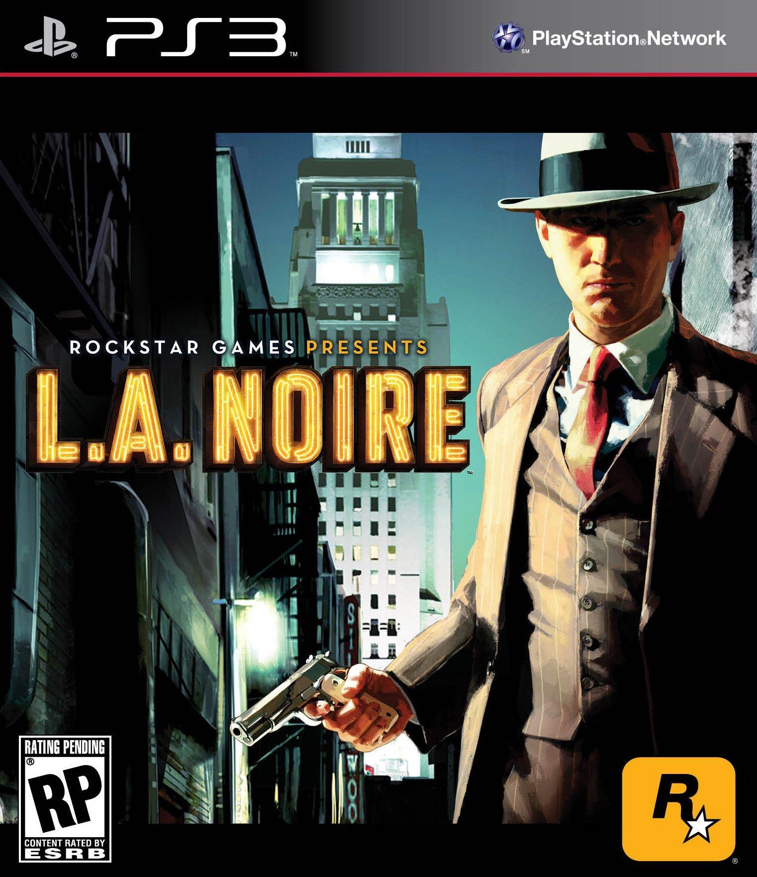 [Crack] L.A.Noire (CRACK) (L.A.Noire) [RUS] ������� ���� ...