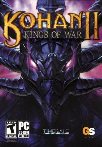 Кохан 2: Короли войны / Kohan 2: Kings of War (2004) PC