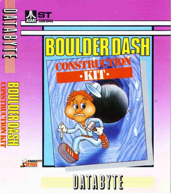 Boulder dash в оболочке от bdkit - добрые видеоигры