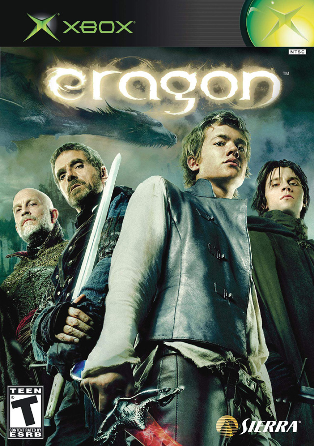Hollywood movie eragon
