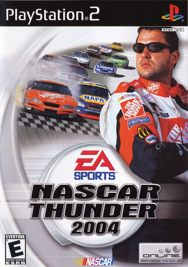 Free nascar thunder 2004 game