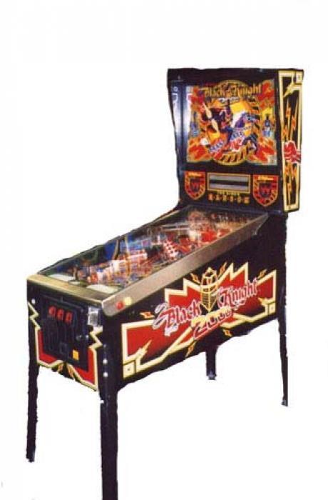 Black Knight 2000. Именно с этой штуки начался Mortal Kombat