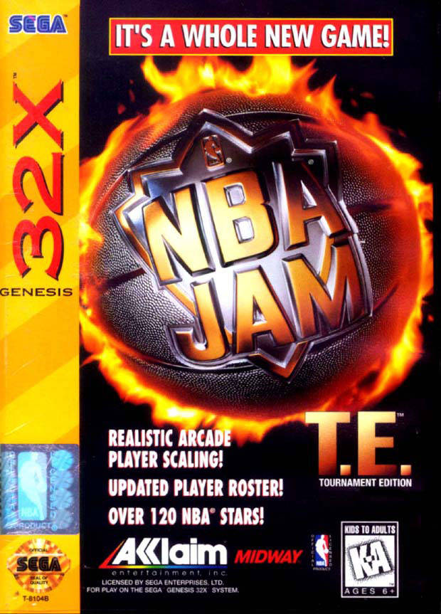 Nba Jam Tournament Edition Cheats For Sega Erogonbattery