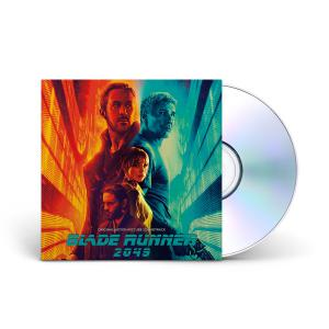 Blade Runner 2049 Original Motion Picture Soundtrack. CD . Нажмите, чтобы увеличить.