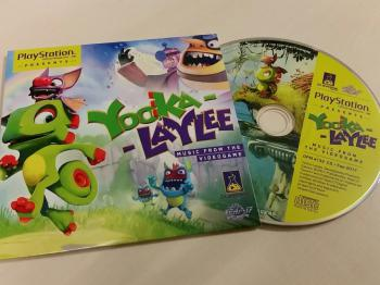 Yooka-Laylee: Music from the Video Game. Contents. Нажмите, чтобы увеличить.