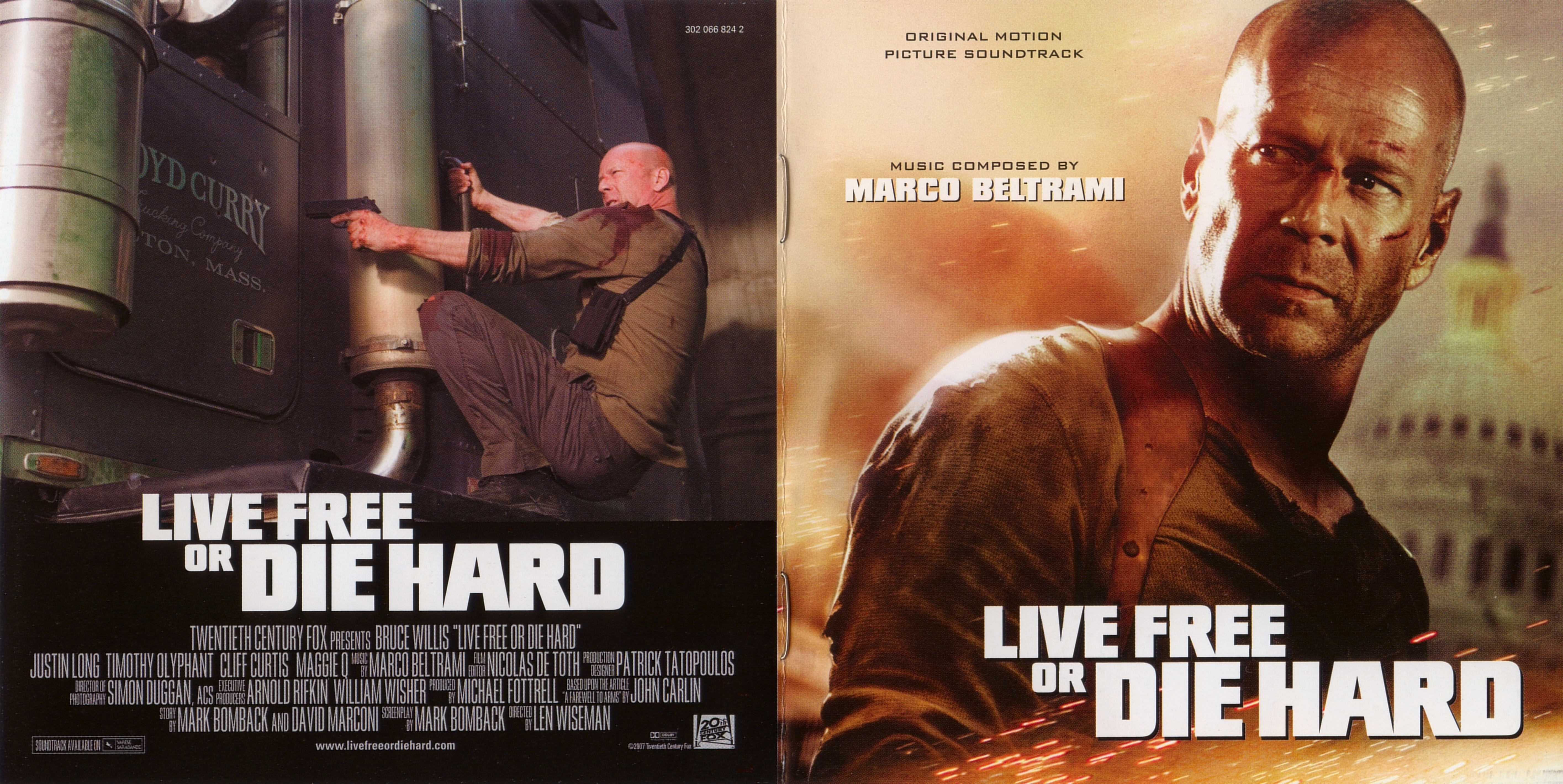 Live free die hard movie quotes