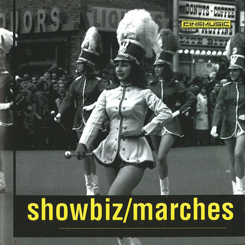 Jack Shaindlin - Marches (Regular)