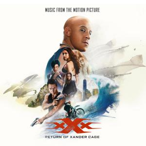 xXx: Return of Xander Cage Music from the Motion Picture. Лицевая сторона . Нажмите, чтобы увеличить.