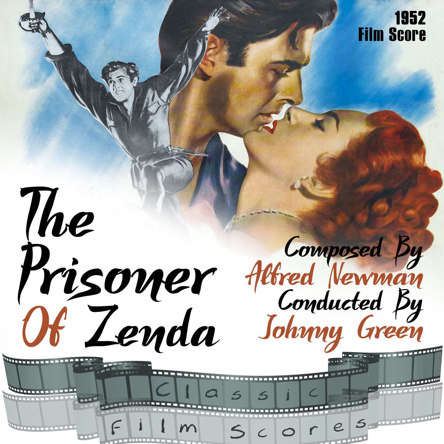 prisnor of zenda The prisoner of zenda is a 1952 film version of the classic novel of the same name by anthony hope and a remake of the famous 1937 film version this version was made.