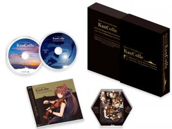 Fleet Girls Collection KanColle Official Classic Style Orchestra with Tokyo Philharmonic Orchestra [Limited Edition]. Contents. Нажмите, чтобы увеличить.