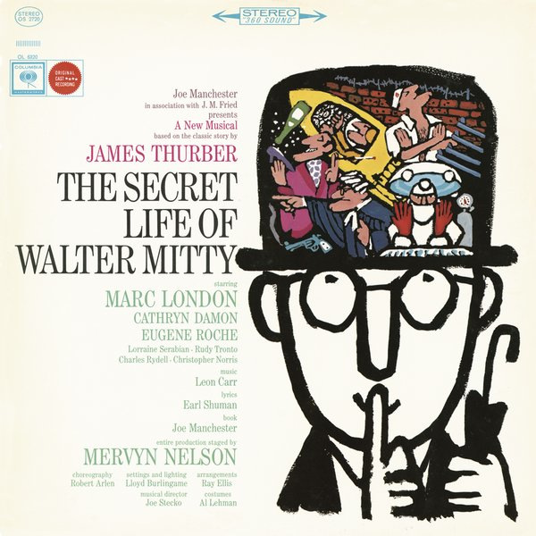 a literary analysis of the secret life of walter mitty by james thurber