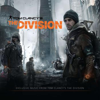Exclusive Music From Tom Clancy's The Division. Front. Нажмите, чтобы увеличить.