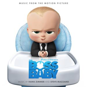 Boss Baby Music From the Motion Picture, The. Лицевая сторона . Нажмите, чтобы увеличить.