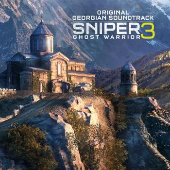 Sniper Ghost Warrior 3 Original Georgian Soundtrack. Front. Нажмите, чтобы увеличить.